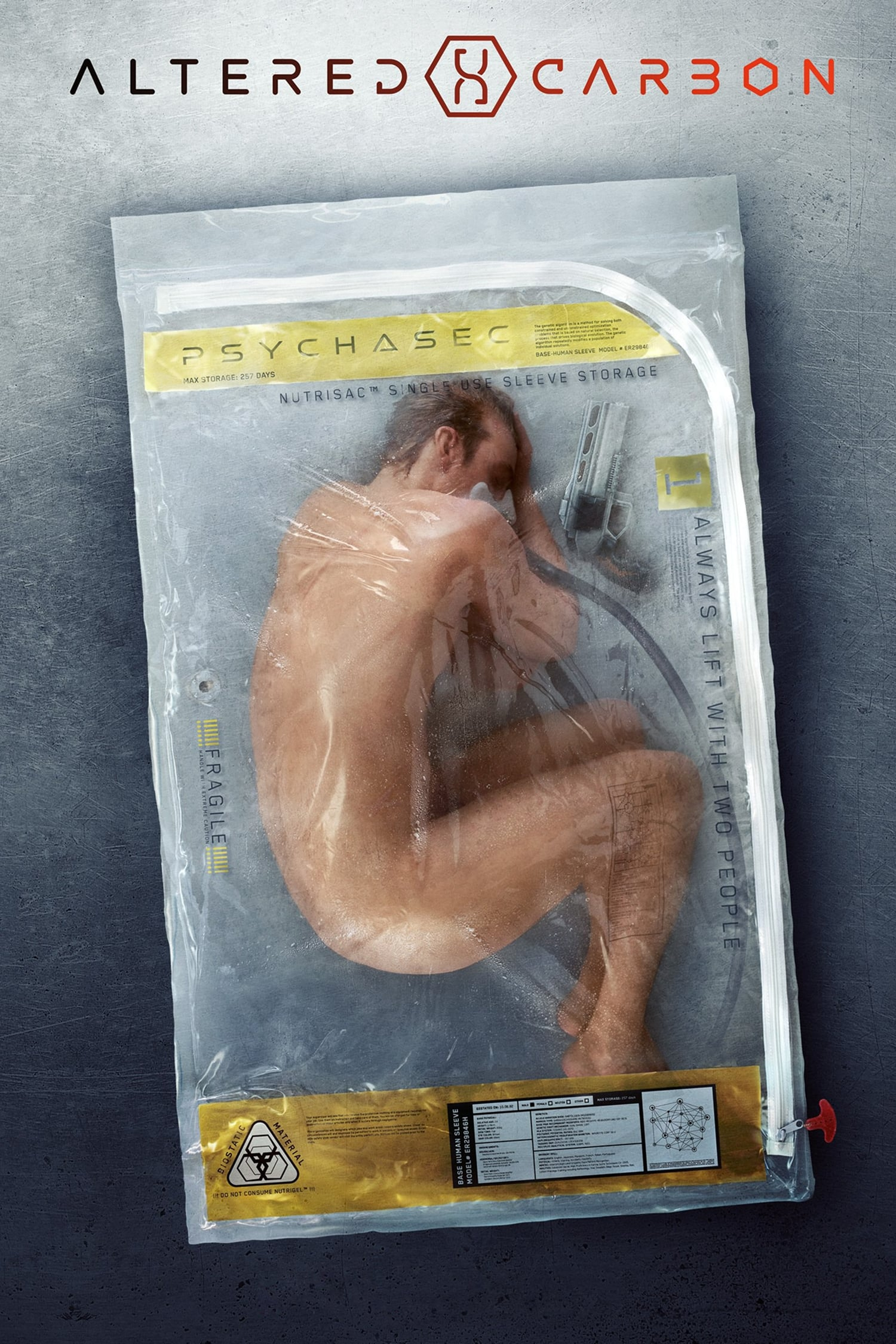 Altered Carbon rating