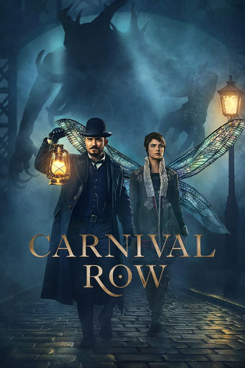 Carnival Row rating