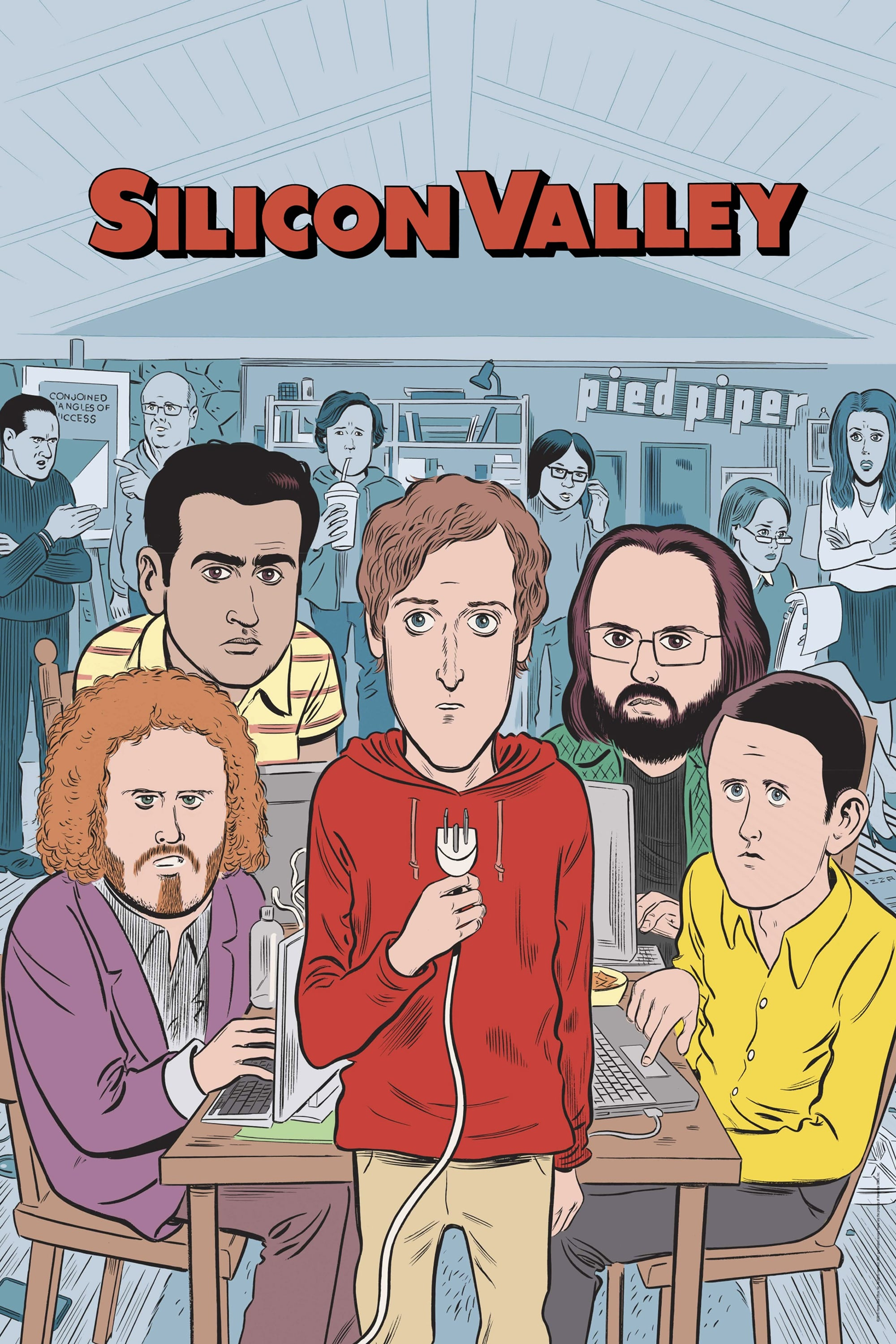 Silicon Valley rating