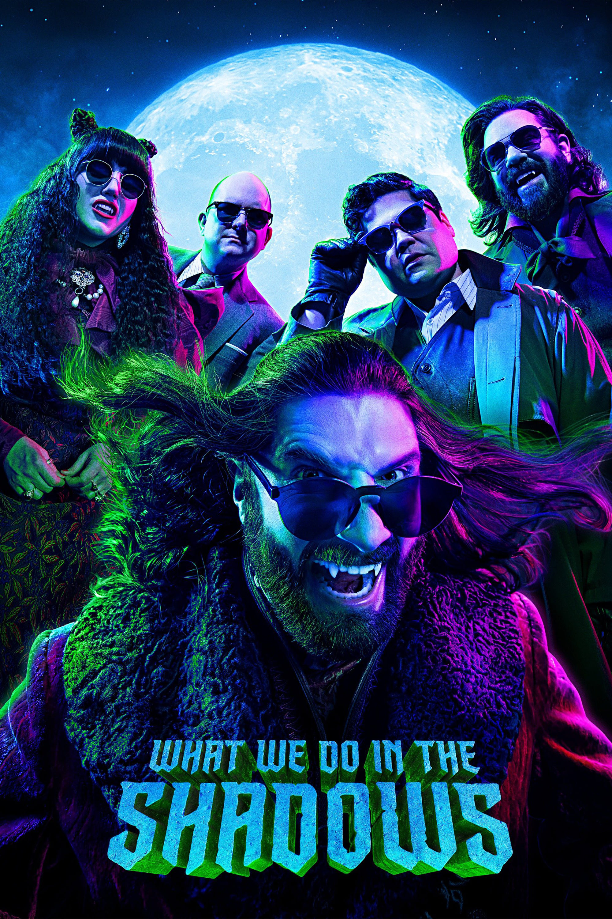 What We Do in the Shadows rating